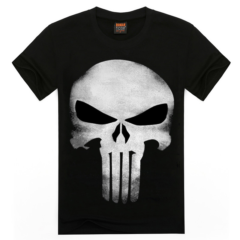 Camiseta El Castigador