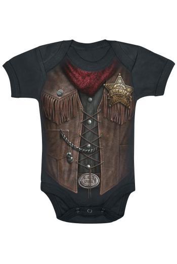 Baby Sheriff, Body Bebé