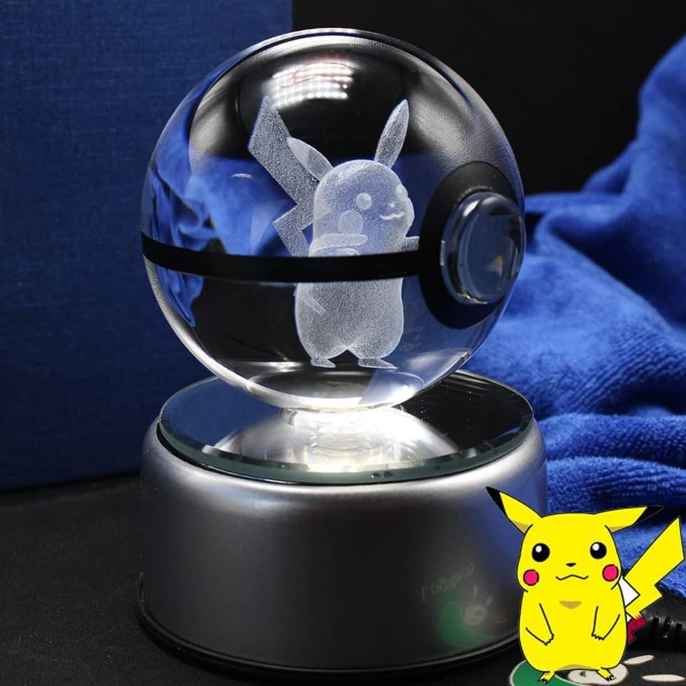 Bola Pokemon Pikachu