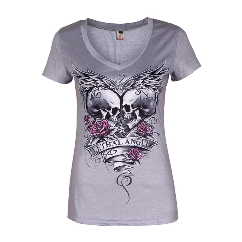 Camiseta Lethal Angel