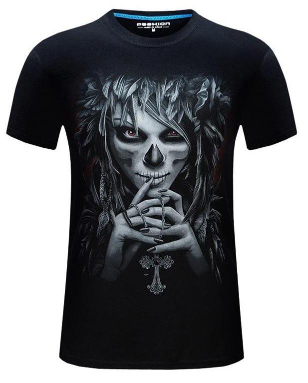 Camiseta Skull Women