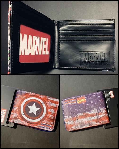 Cartera Capitán America