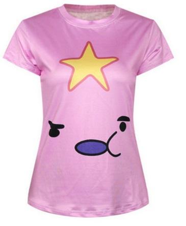 Camiseta manga corta Hora de aventuras*10