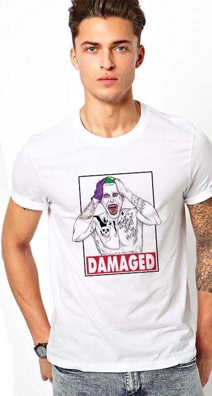 Camiseta Escuadrón Suicida 09H