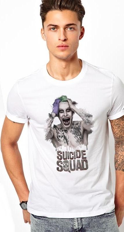Camiseta Escuadrón Suicida 02H