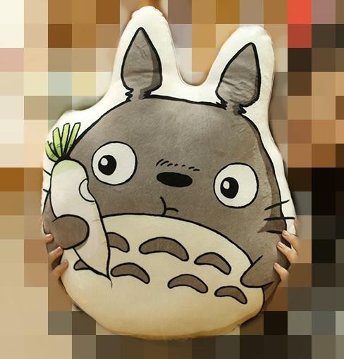 Almohada Totoro *03