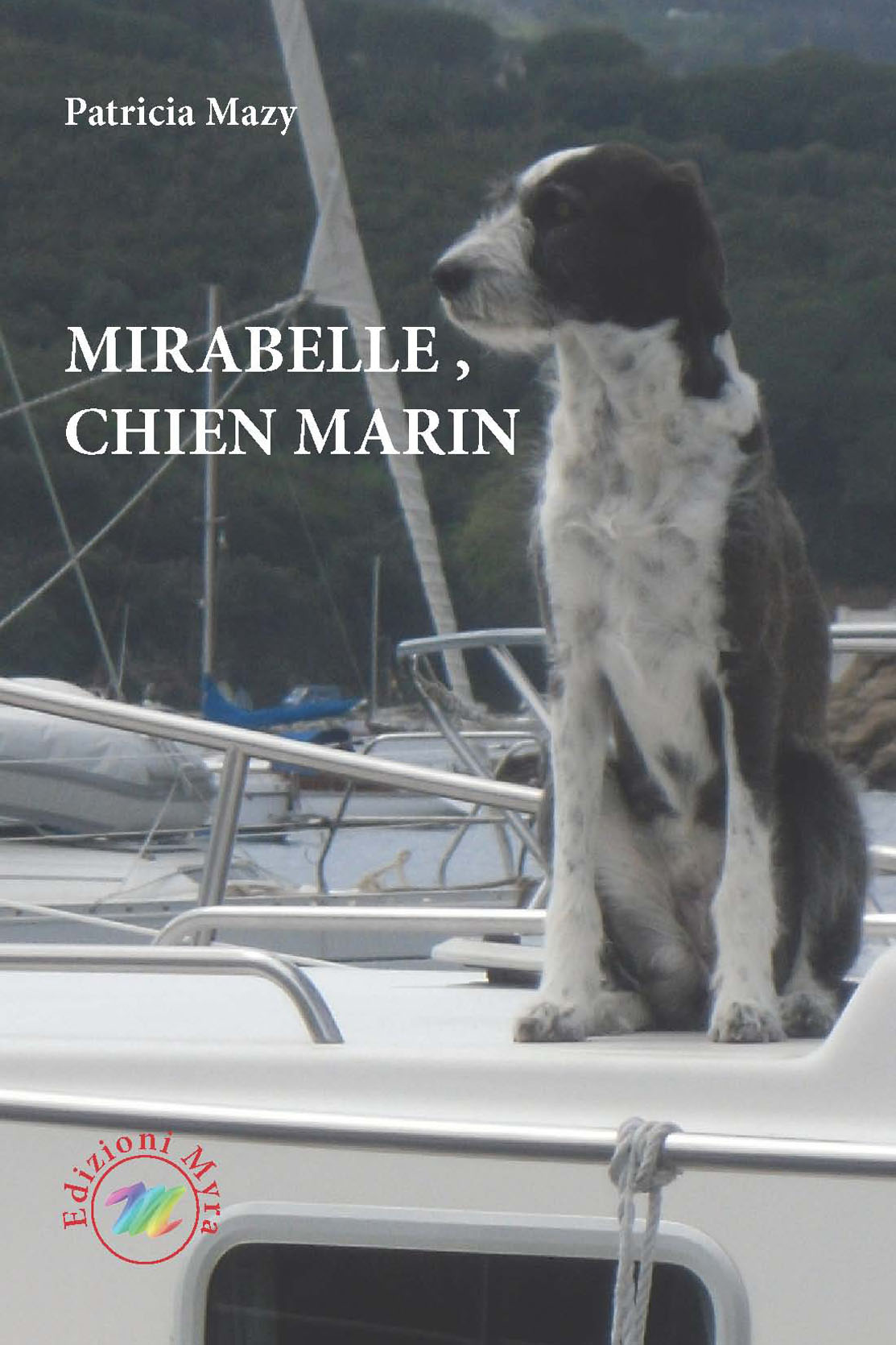 Mirabelle, chien marin