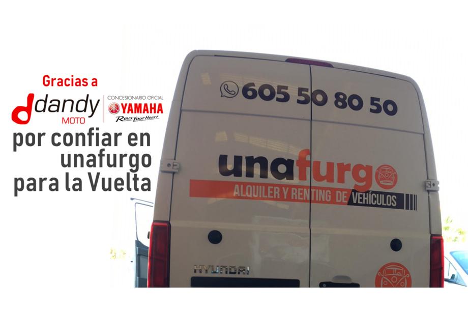 unafurgo Cartagena Vuelta 18