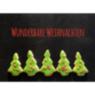 Weihnachtskarte: Wundervolle Weihnachten