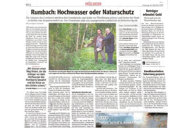 Heinz Moseler übergibt an Alexander Wagner