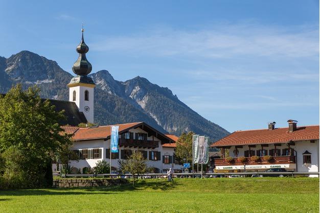 Dorfkirche Inzell