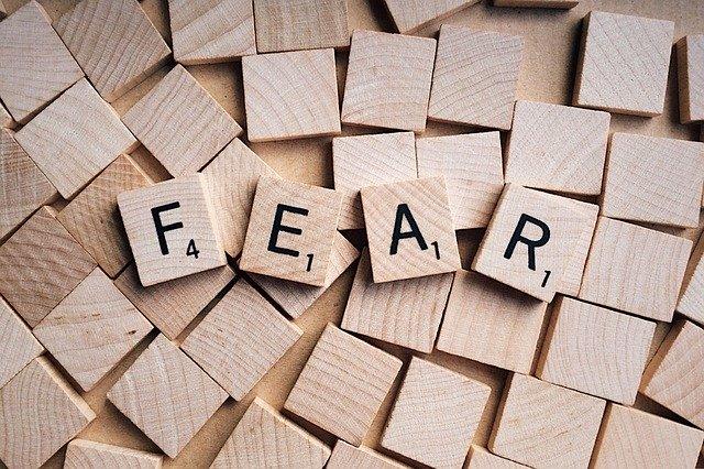 Angst, zu versagen