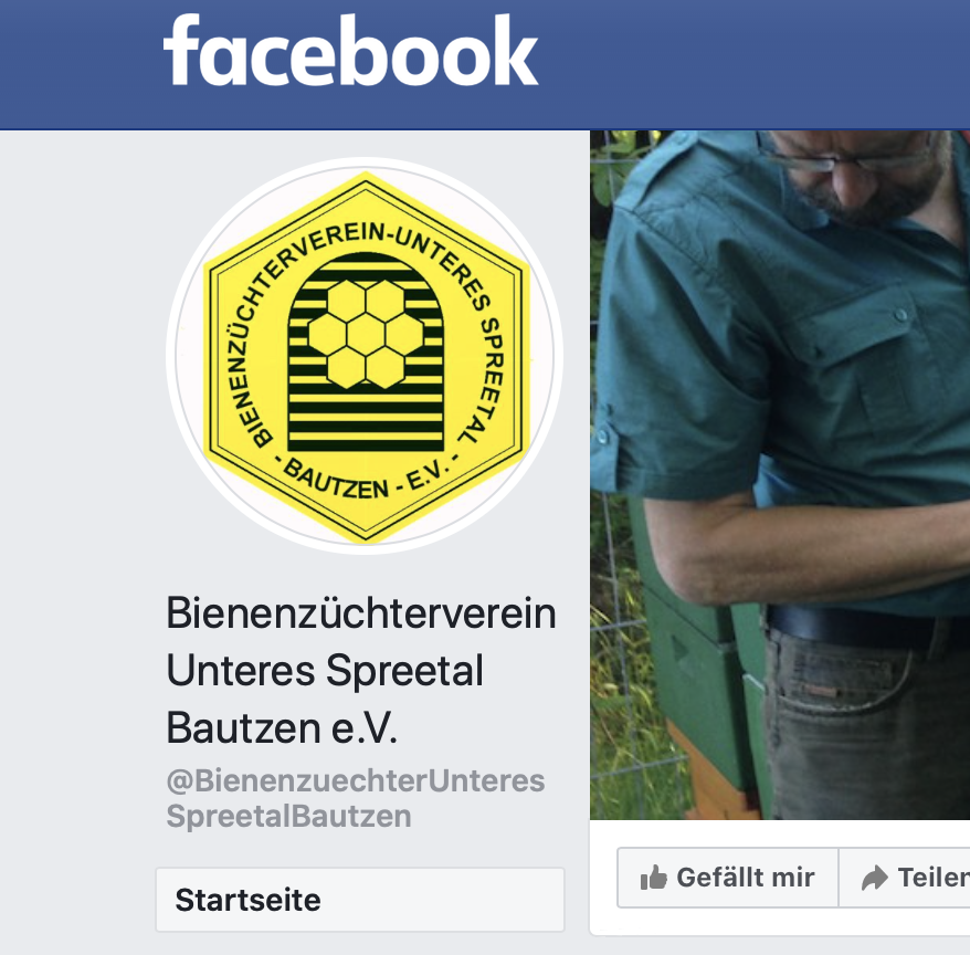 Verein auf Facebook