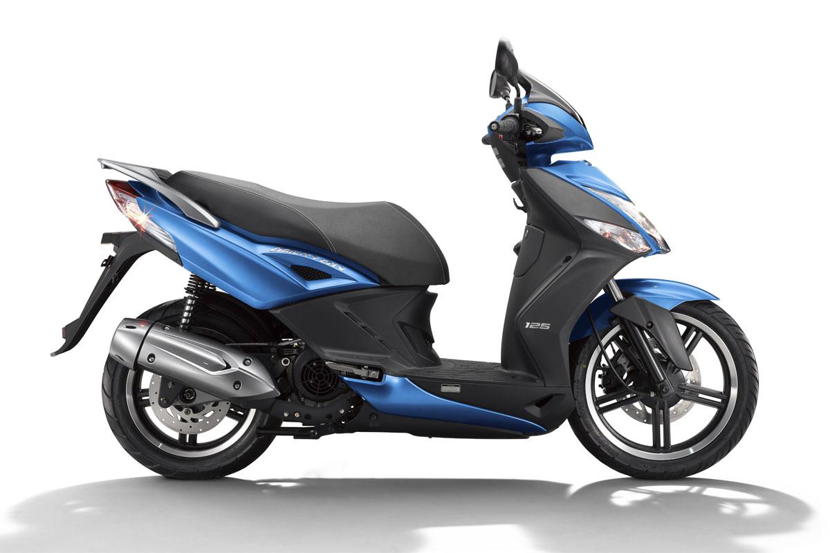 moto kimco agility city 125