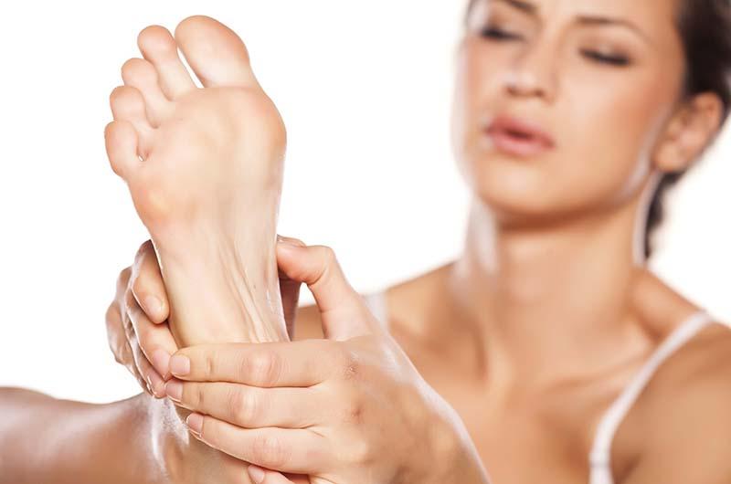 Barefoot Reflexology - Blog