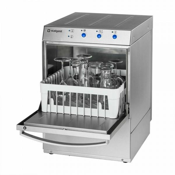 Gläserspülmaschine Bistro - Vollausstattung / Korb 350x350mm