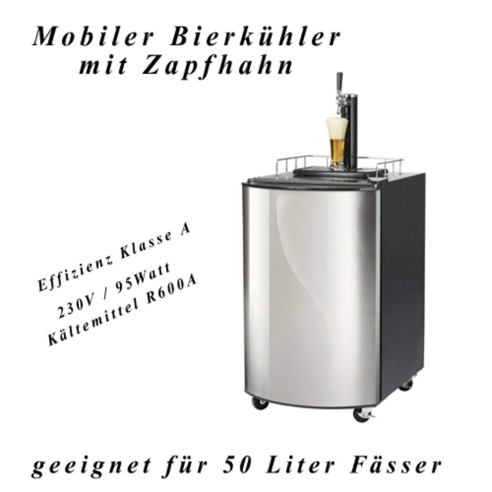 Mobile Zapfanlage / Fasskühler
