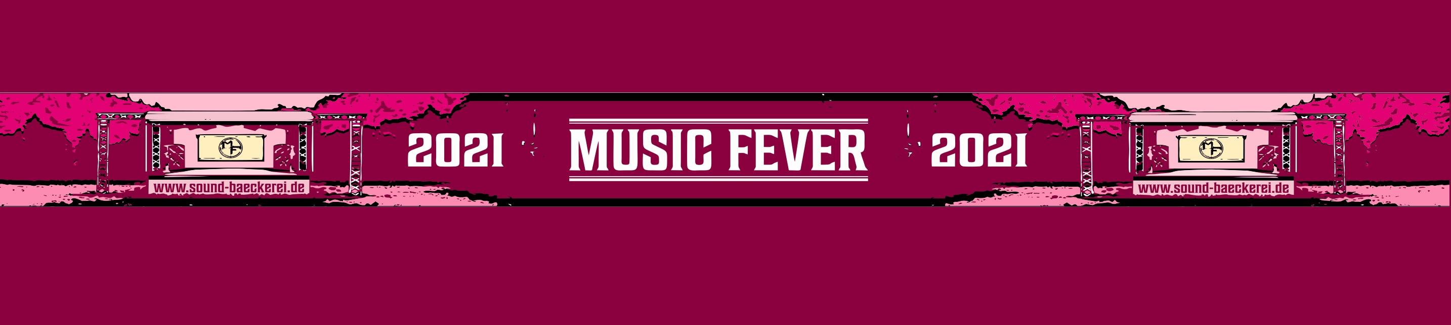 Music Fever Bändchen 2021
