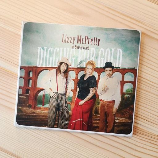 "CD Album ""Digging for Gold"" (2017)"
