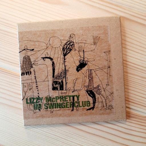 "CD Album ""Nine Shoots"" (2013)"