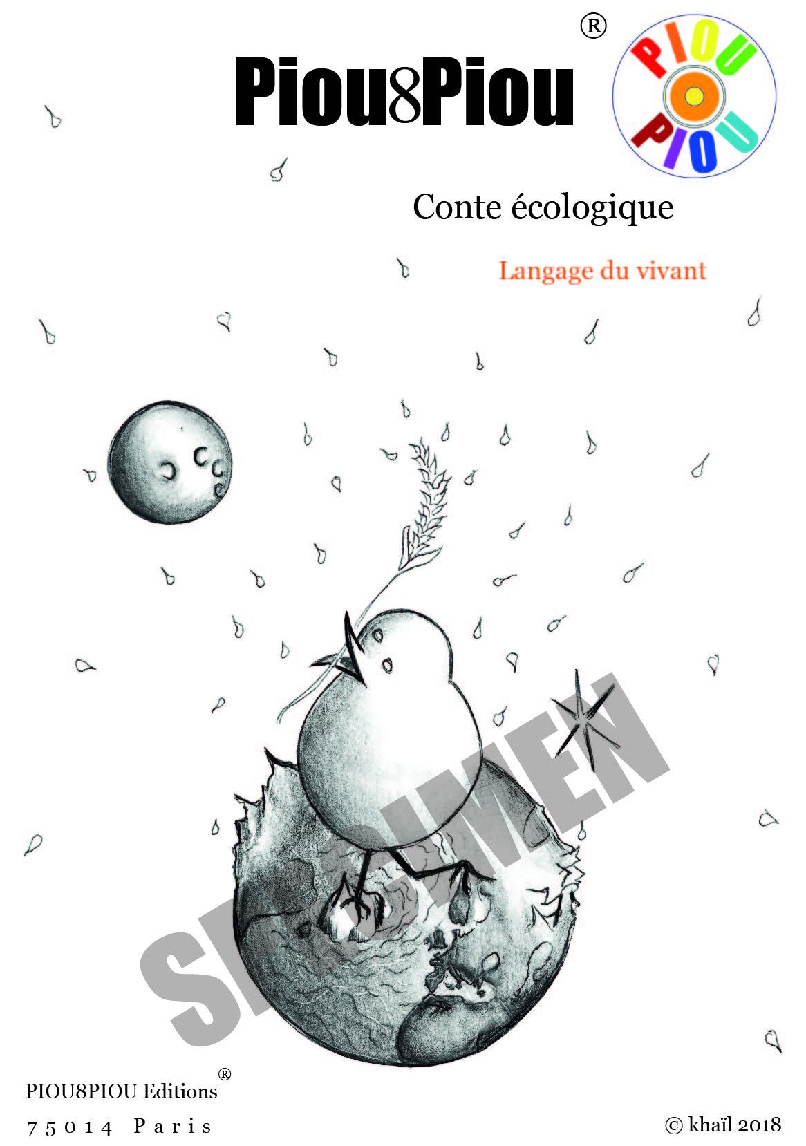 PIOU8PIOU conte écologique 2ème édition revue et augmentée