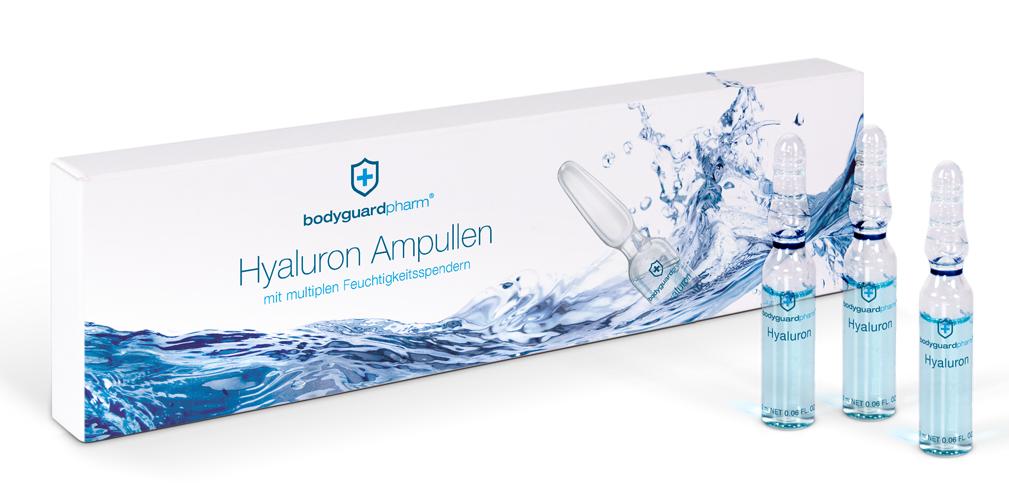 HYALURON Ampullen 14 x 2ml