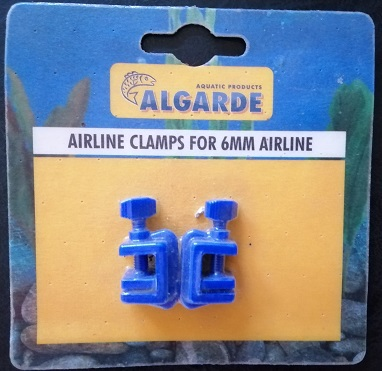 ALGARDE AIRLINE CLAMPS FOR 6mm TUBE
