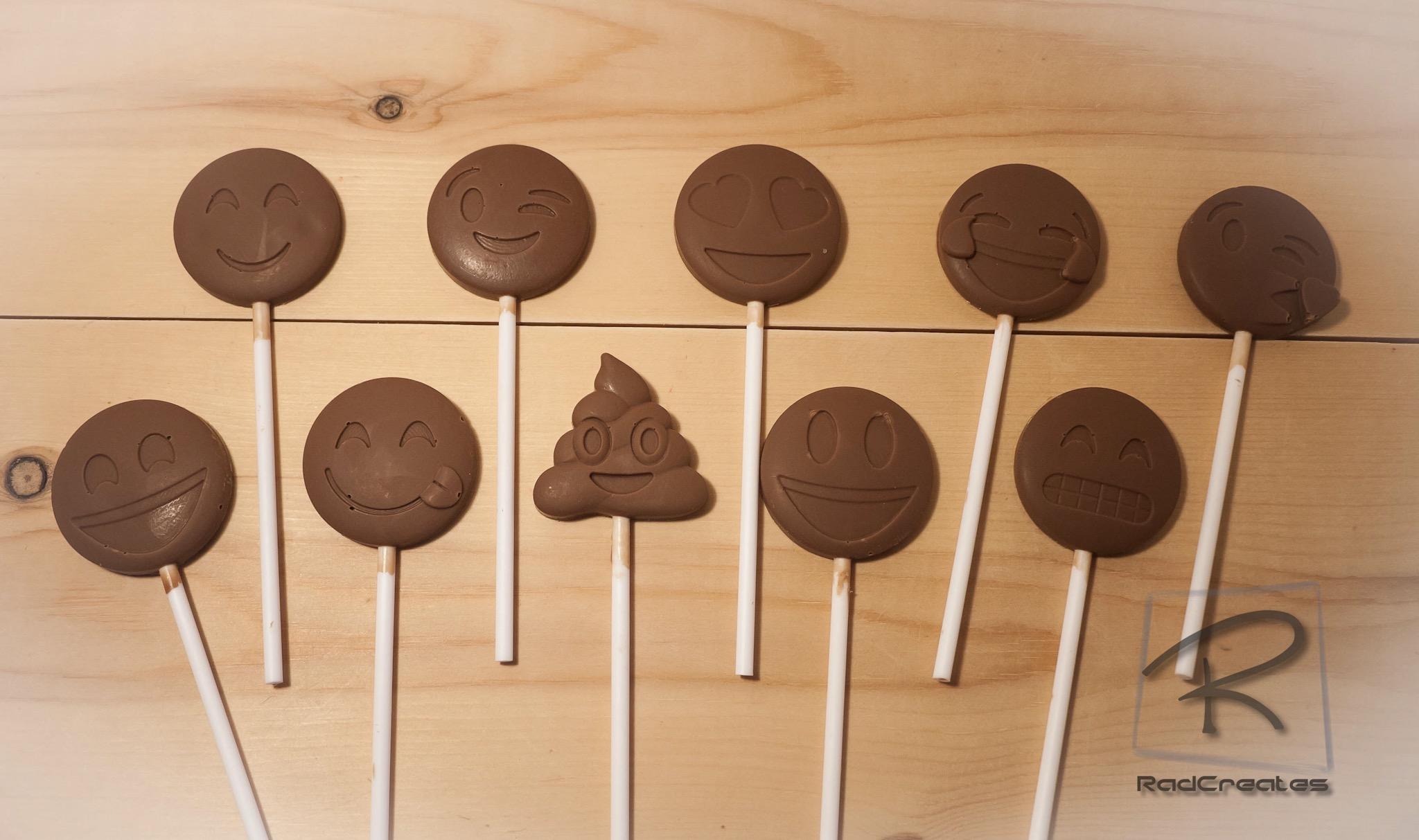Lollipop mix