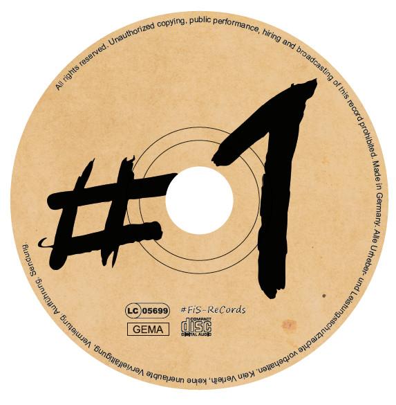 fragFrank! CD #1
