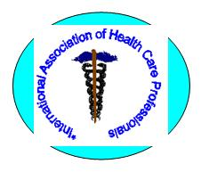 IAHCP ONLINE CONFERENCE 12 - 13 December 2020