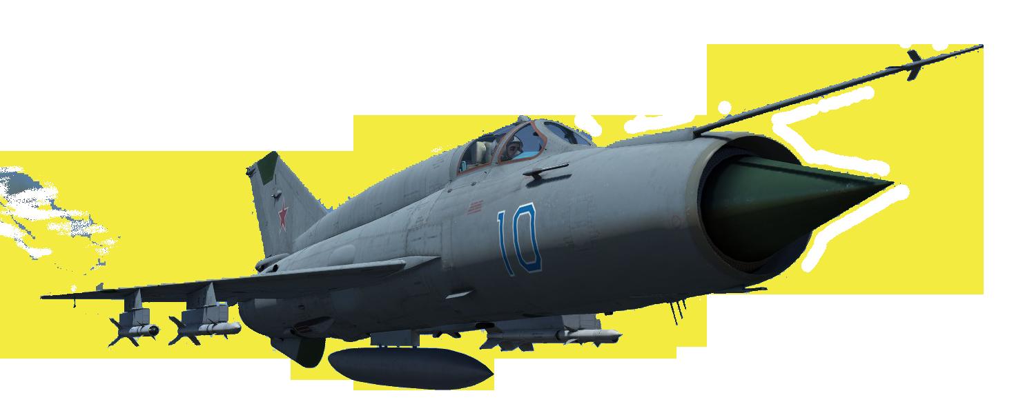 3/2 Simulatorflug MiG-21 inkl. MwSt