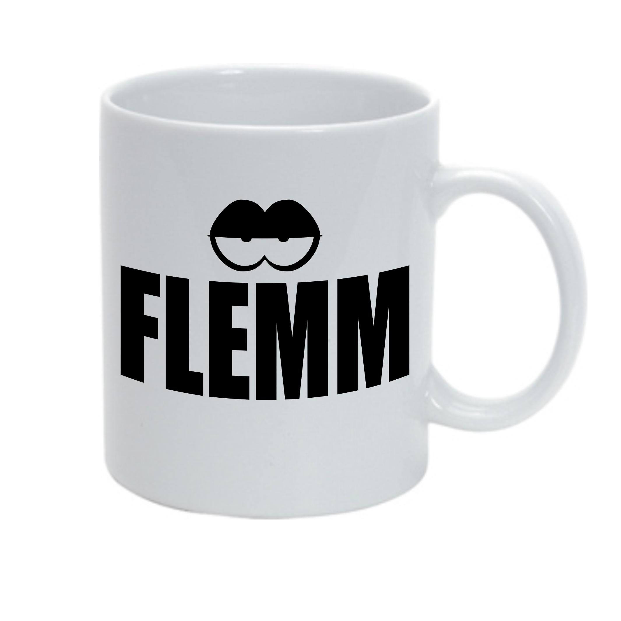 """Kaffeetasse """" Flemm"""""""