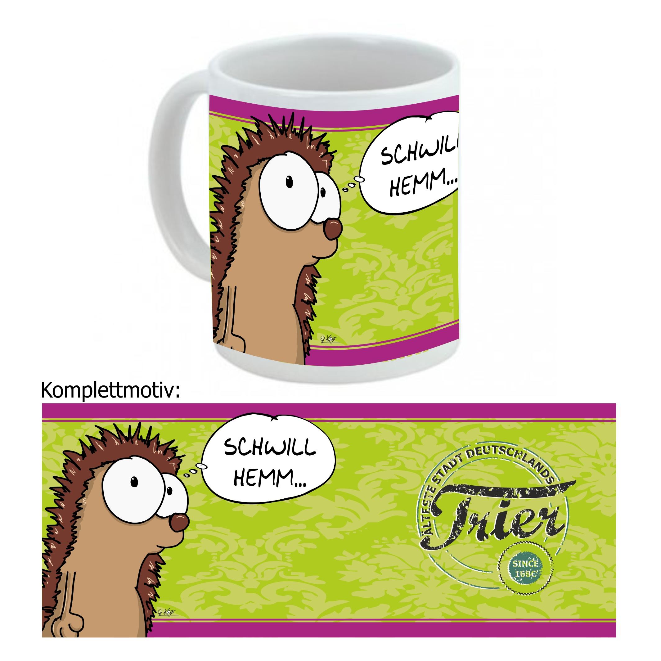 """Kaffeetasse"""" Schwillhemm"""""""