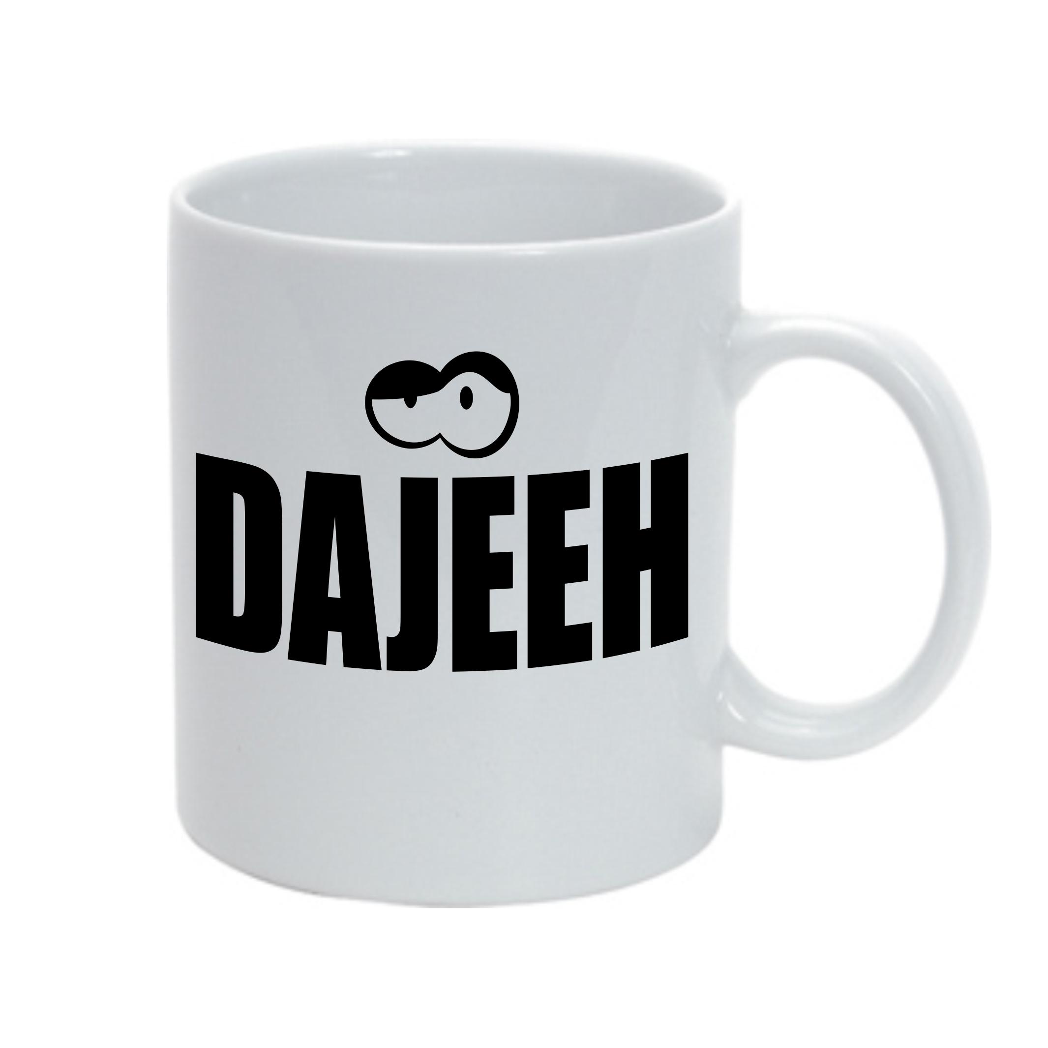 """Kaffeetasse """" Dajeeh"""""""