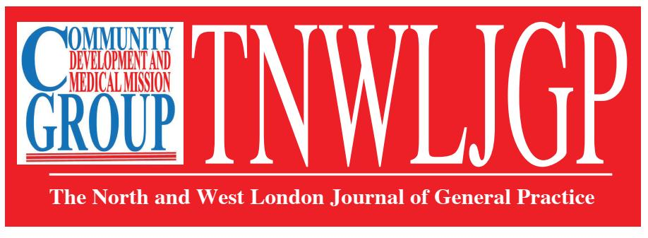 TNWLJGP LONDON MEDICAL CONFERENCE, AUGUST 2020