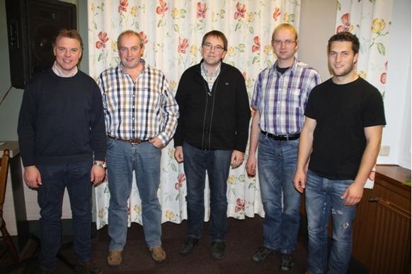 Die neuen Mitglieder in Vorstand und Aufsichtsrat.