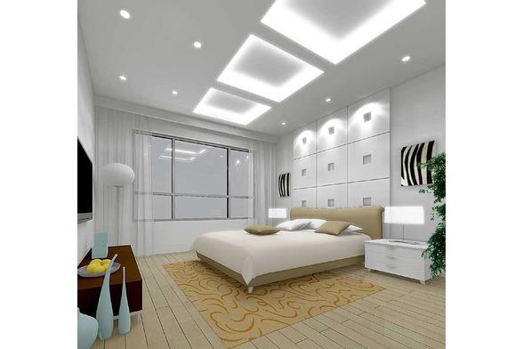 iluminación en techo