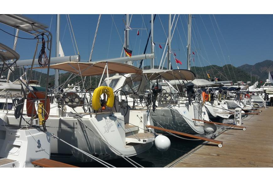 D-Marin Türkei Blu Charter Yachtcharter weltweit