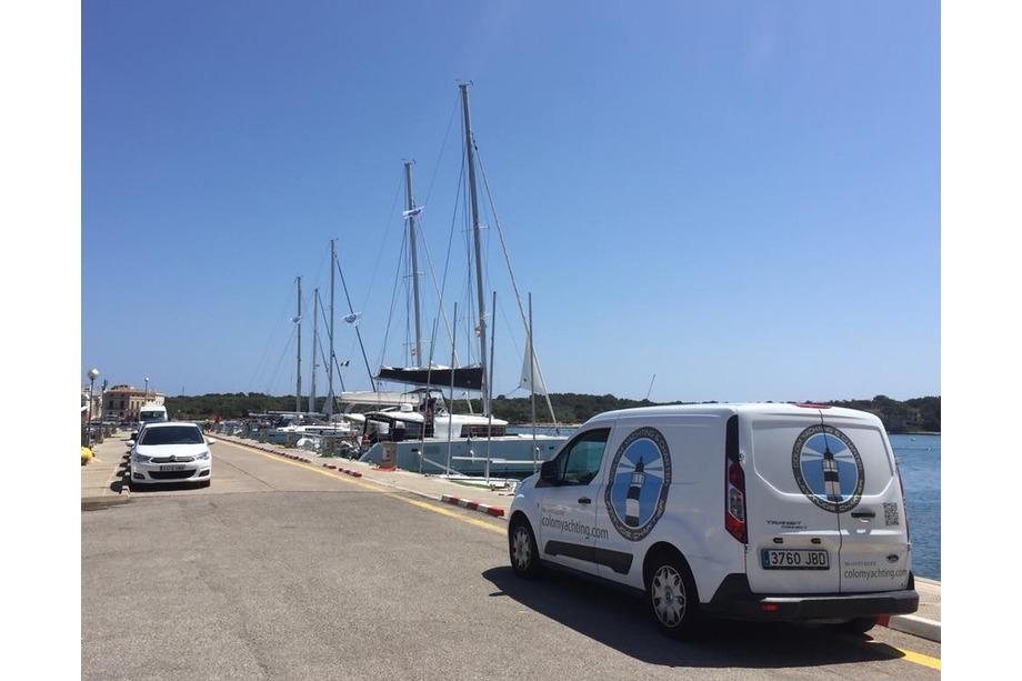 Yachtcharter Menorca