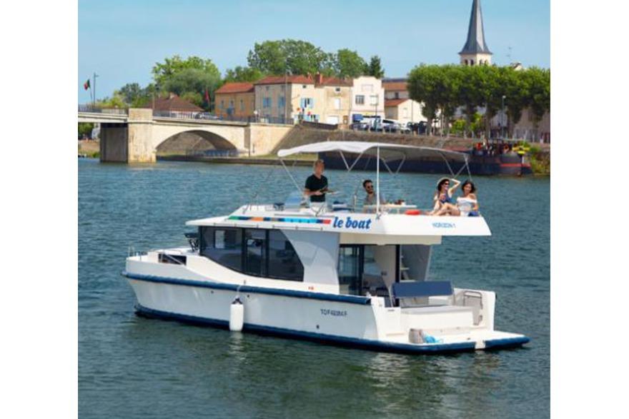 Yachtcharter Kanada Blu Charter