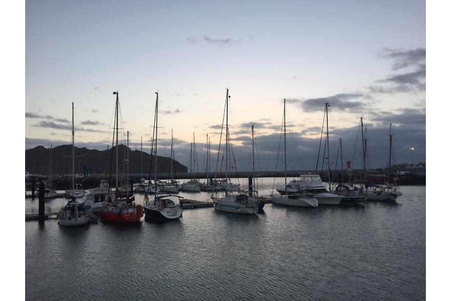 Blu Charter Flottille segeln