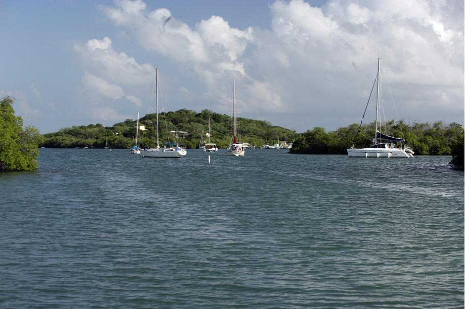 Yachtcharter Spanische Jungferninseln