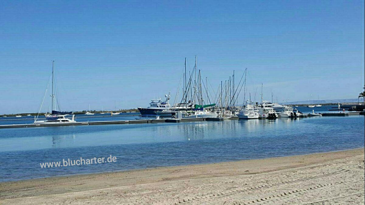 Yachtcharter Mexiko Blu Charter