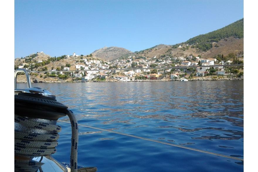 Yachtcharter Saronischer Golf