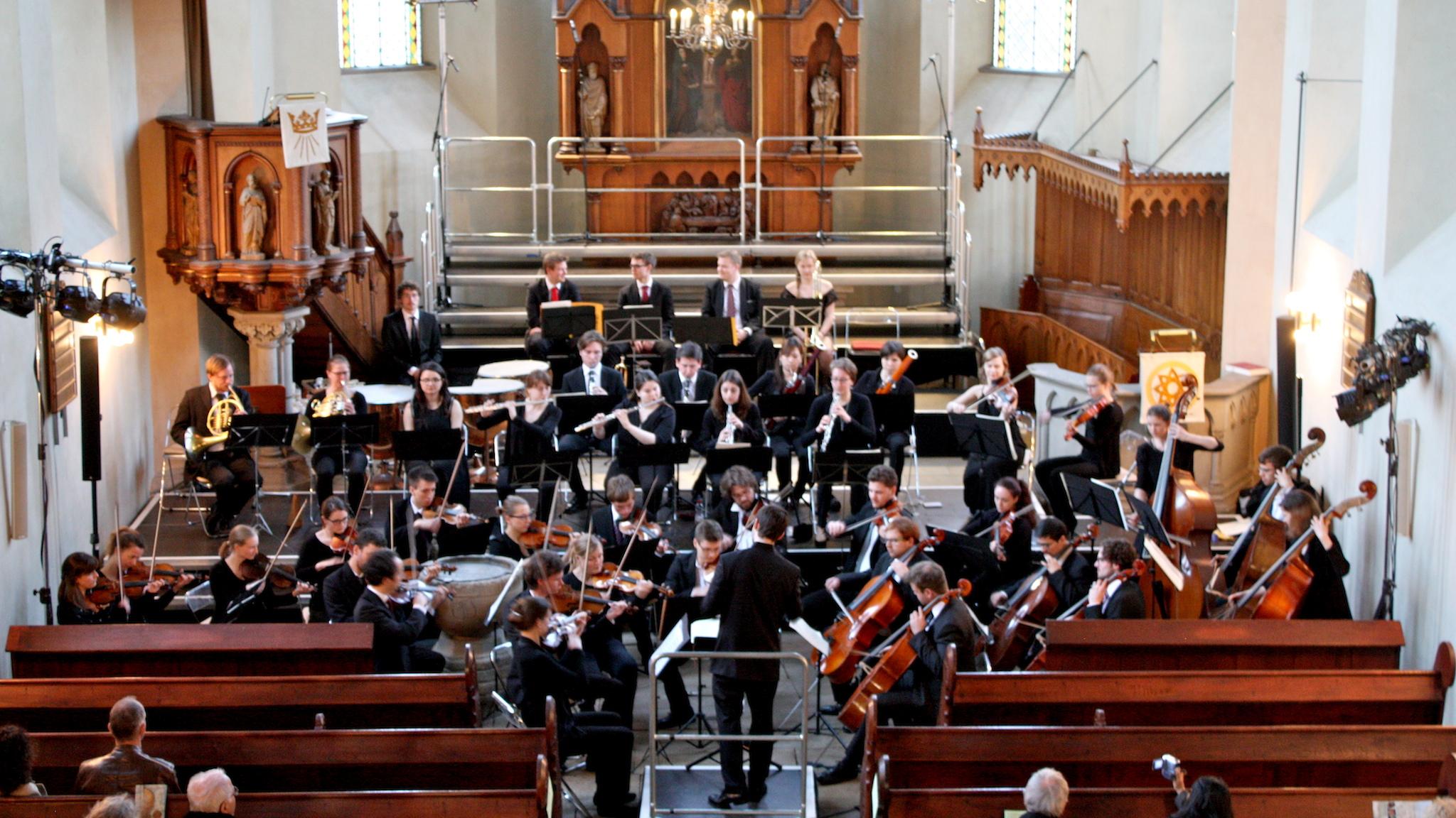 JPON Konzert am 1. Mai 2016 im Kloster Mariensee