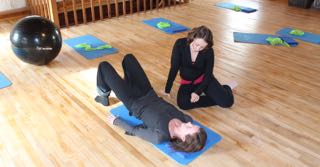 Pilates Classes in Torquay