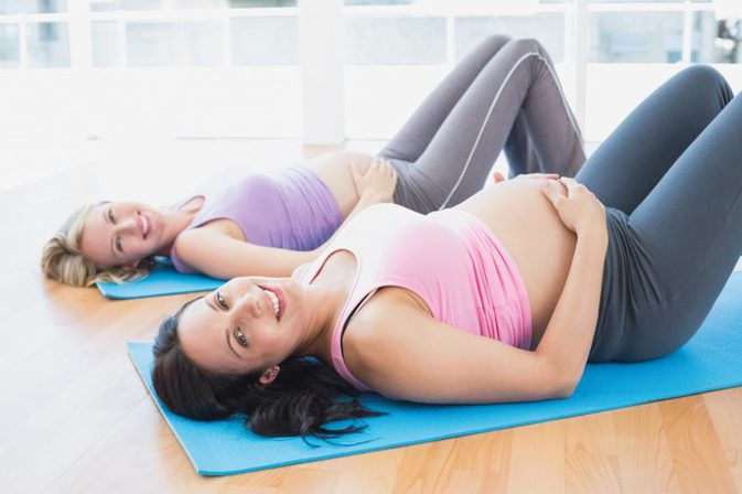 Pilates in Pregnancy