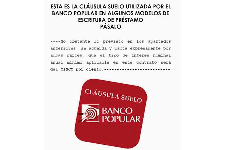 Blog de opini n de carmen gimenez g g abogados for Que es la clausula de suelo