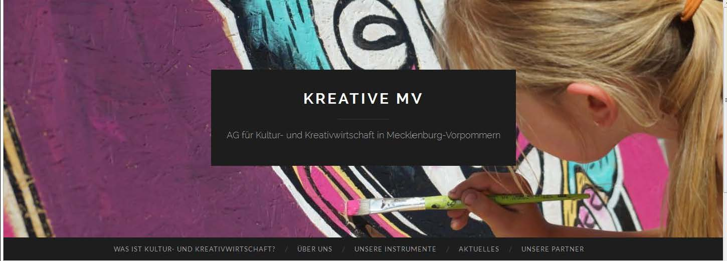 Kooperation mit Kreative MV