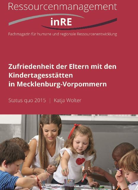 Steinbeis Zeitschrift: inRE Ressourcenmanagement